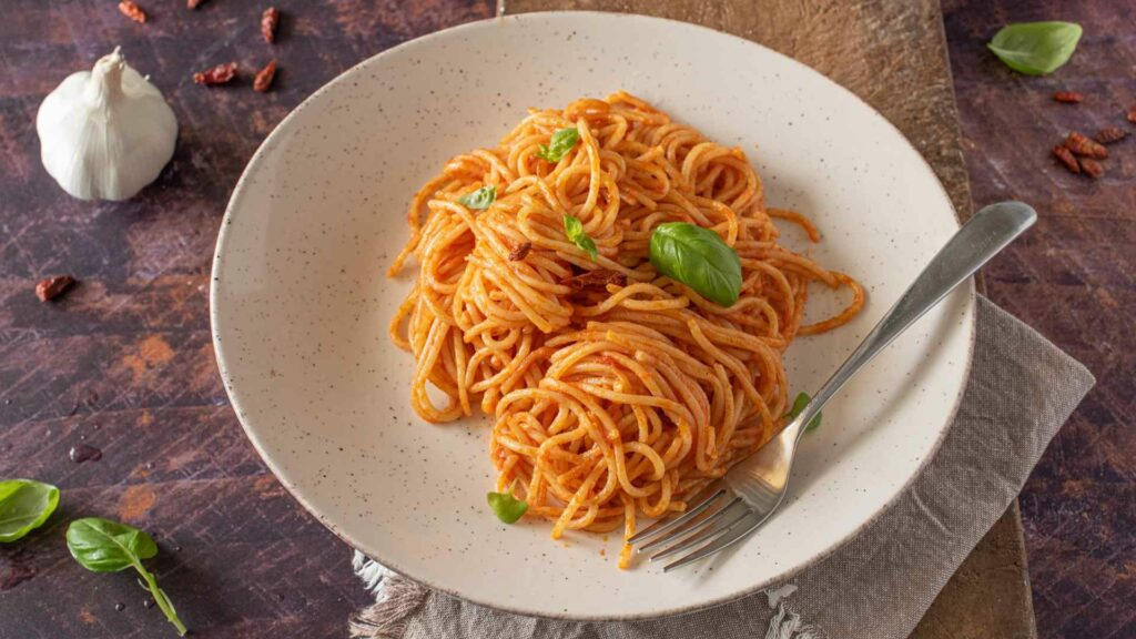 spaghetti galateo