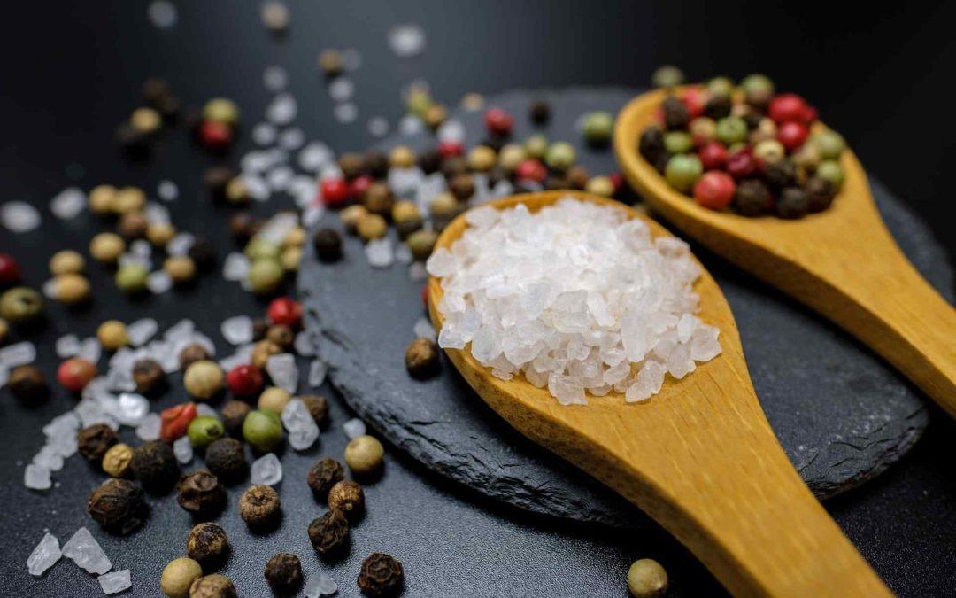 Pillole di galateo: sale e pepe